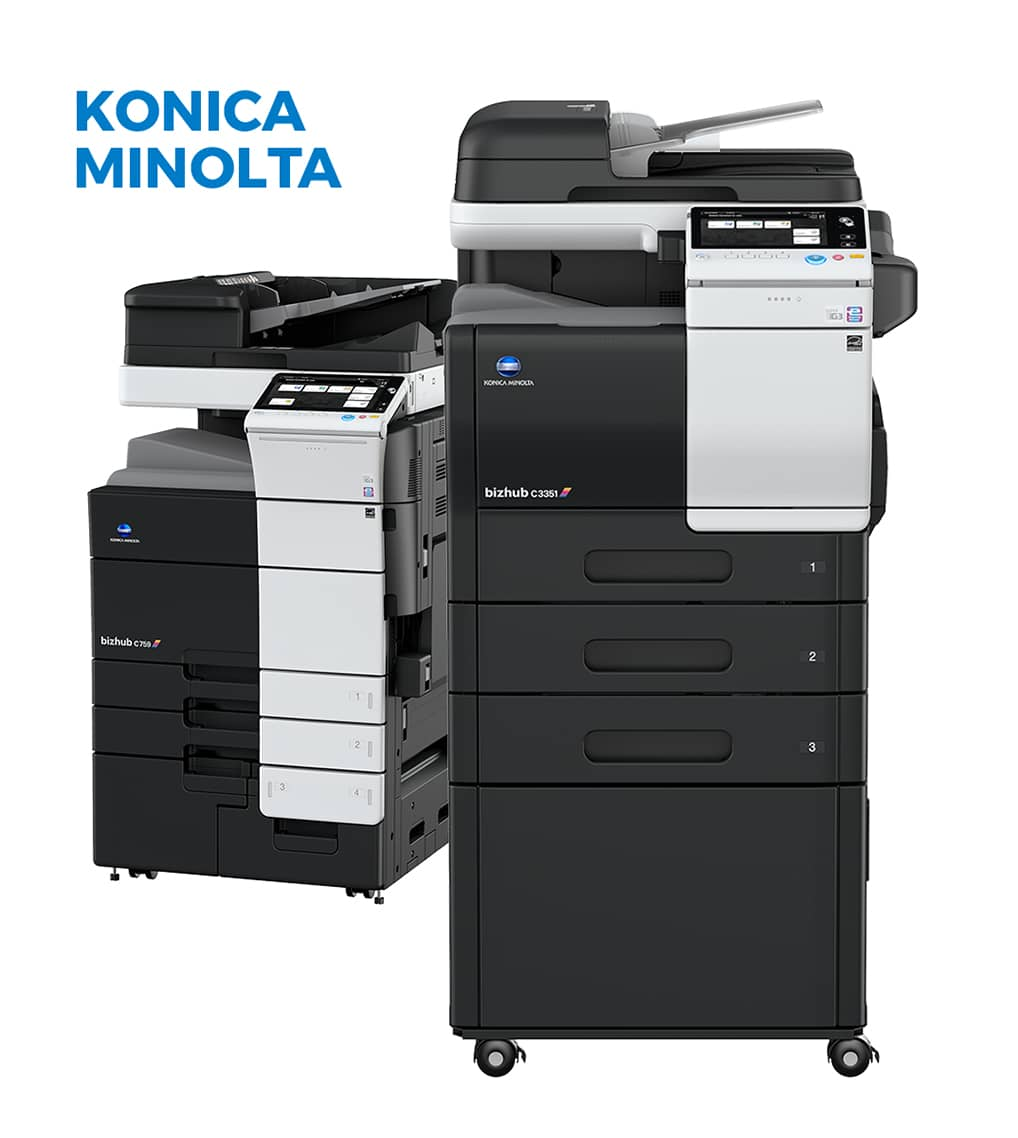 Pinnacle Konica Minolta Printers