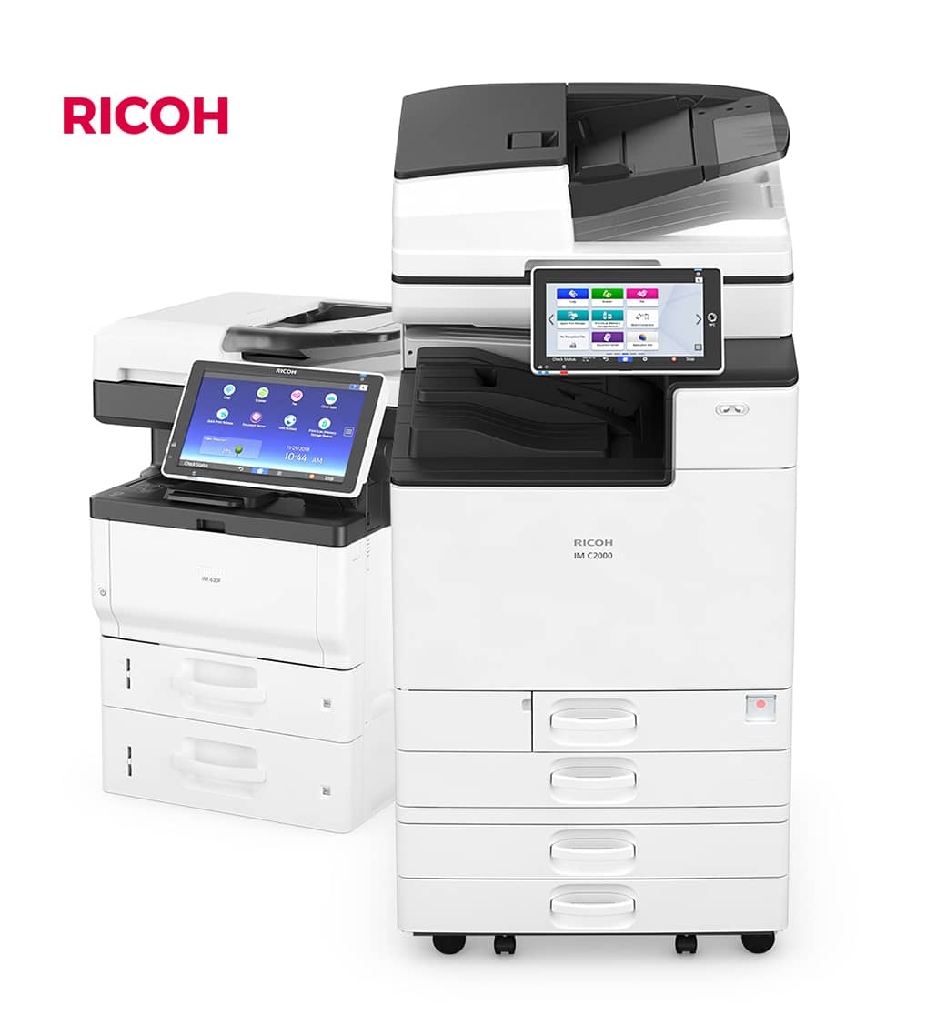 Pinnacle Ricoh Printers