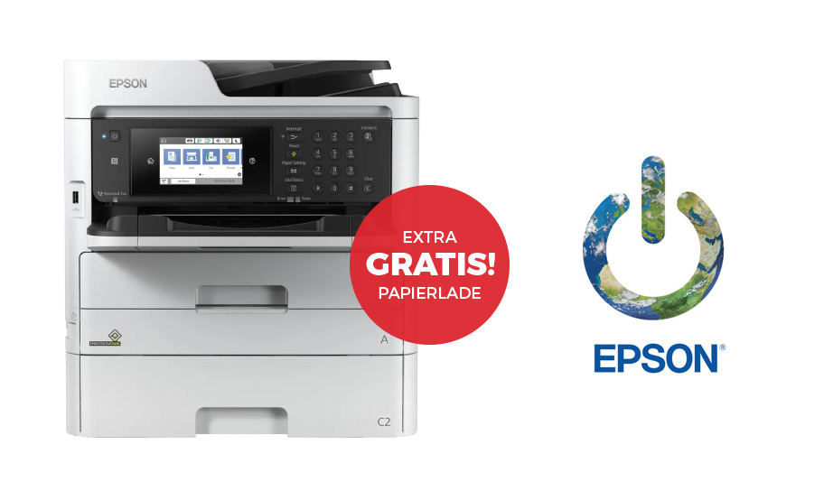 EPSON WORKFORCE Pro wf-C579RDTWFC